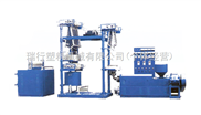 CMJ-45/50/60P双膜管PVC热收缩膜吹膜机