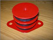 长期供应空压机减震 橡胶减震器 红色三层减震 可订做