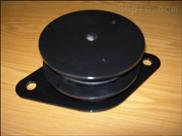 长期供应空压机减震 橡胶减震器 黑色双层减震 可订做