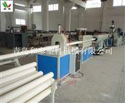 青岛和泰供应塑料管材挤出设备PVC,PE管材生产线