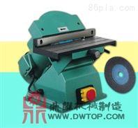 供应:供应砂轮、刀盘互换倒角机DW-500