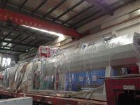 pe50-200真空箱张家港市华德机械pe50-200塑料管材挤出机生产线辅机真空定径箱