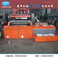 上海盟申全自动装卸纸管流延膜机|PE缠绕膜机|自动装卸流延膜机