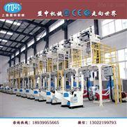 上海盟申PP聚丙烯塑料吹膜機|摩擦收卷|中心收卷|透明度好
