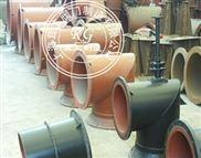 配水闸阀 -结构尺寸图 -上海茸工阀门制造有限公司