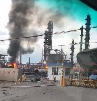 重大爆炸着火事故已造成10人死亡