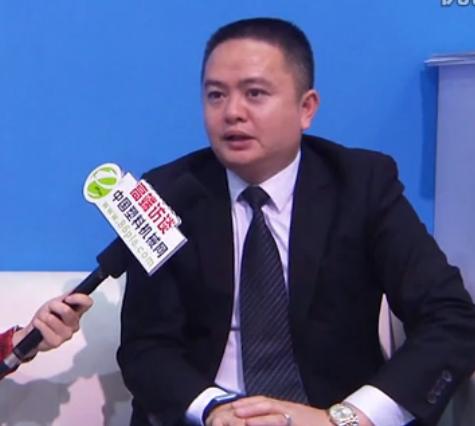 CHINAPLAS 2016:专访广东拓斯达营销中心副总黄代波